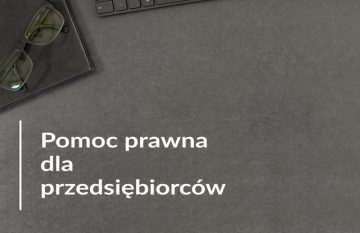 pomoc prawna dla przedsiębiorców Katowice